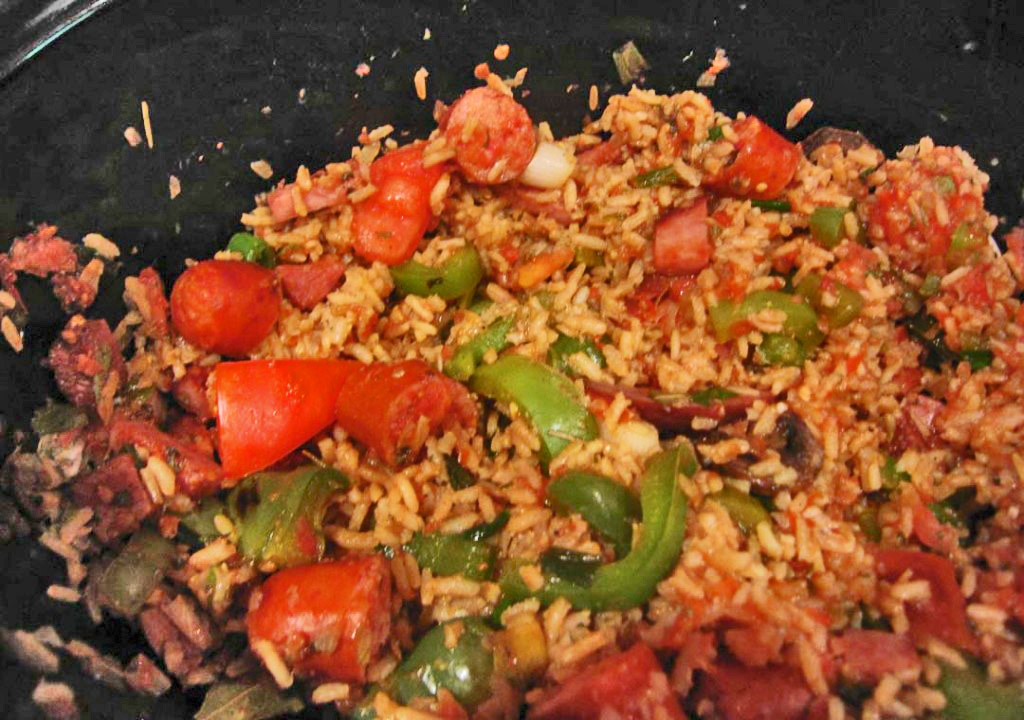 Jambalaya Recipe — Dishmaps