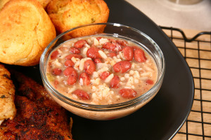 Low Fat BBQ Pinto Beans