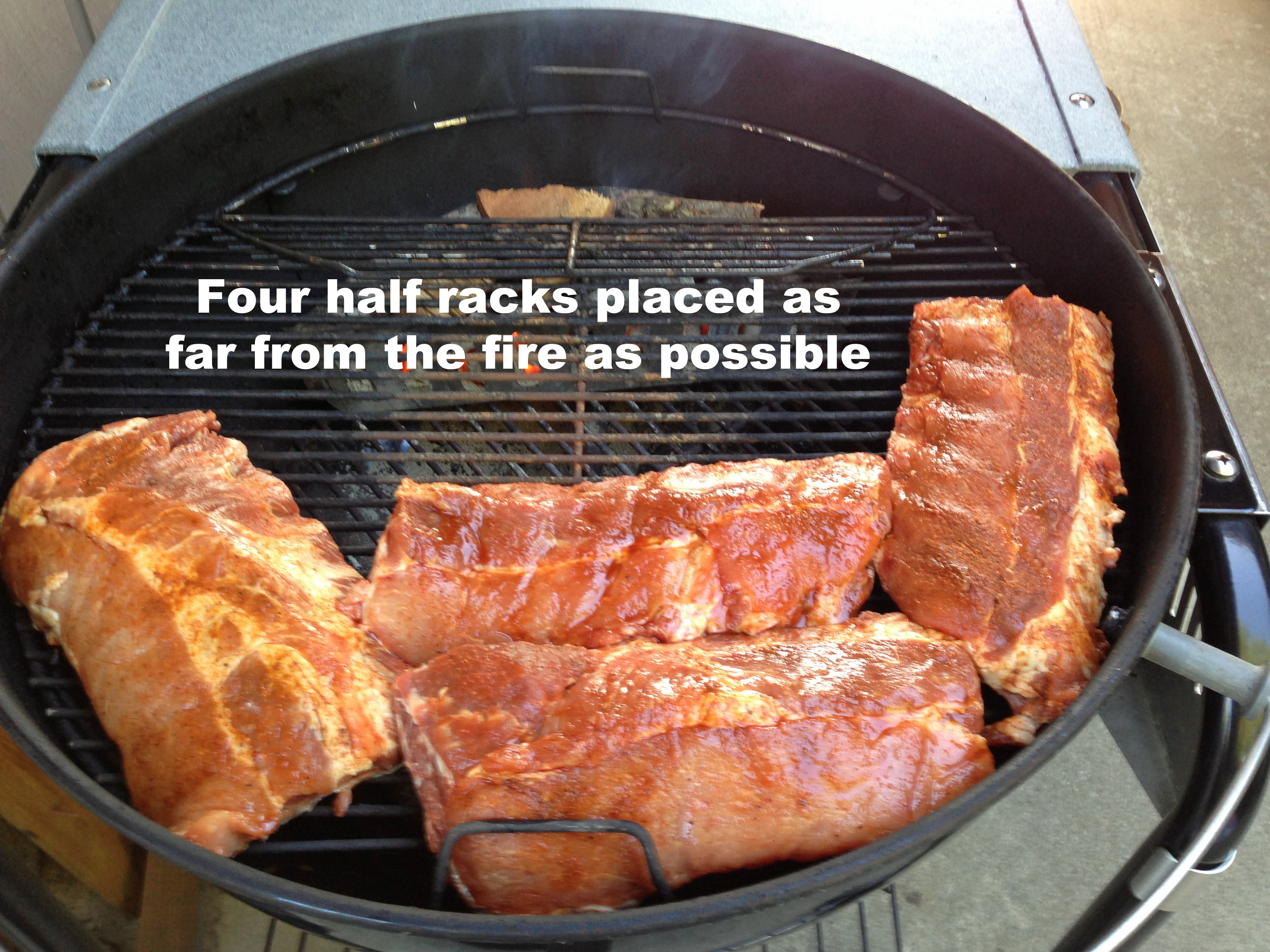 Smoking Ribs on a Weber Grill | How to Barbecue Baby Back