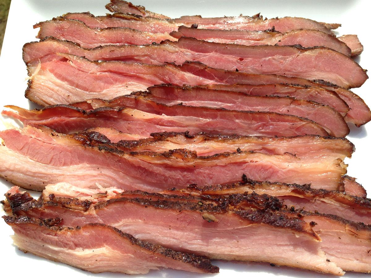 1#slicedbacon Making Your Own Bacon